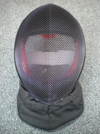 Fechtmeistermaske Comfort Plus mit waschbarem Innenleben