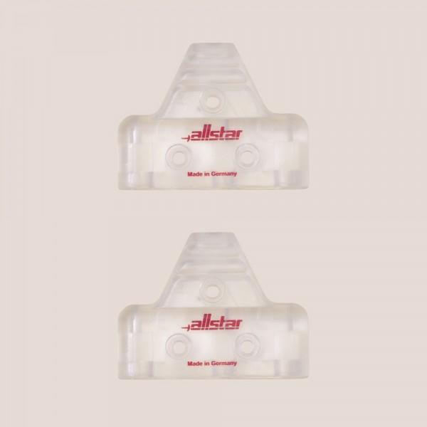 Umrüstkit Degenkörperkabel (Steckerschalen transparent)