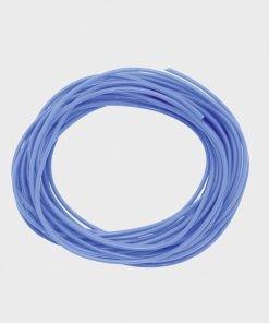 Isolierschlauch für Degenleitung blau 5 Meter