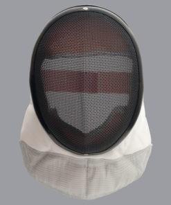 Fechtmaske (Importmodell) 350N mit leitendem Latz für Florett