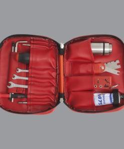 Werkzeugtasche mit Inhalt