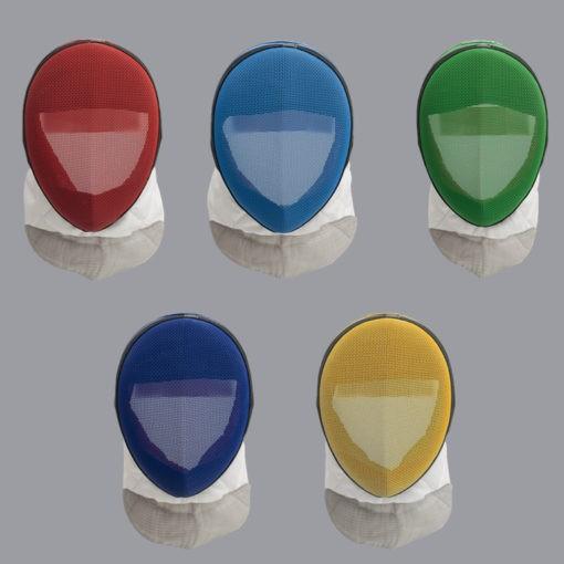 Allstar FIE Maske 1600N Vario INOX- Color